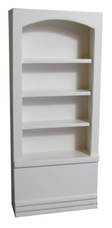 outlet store 22942 88285 Shop Shelving Unit In White Wood