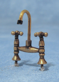 Antique Brass Mixer Tap