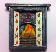 Resin Fireplace (RF1)