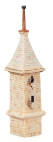 Monastery Tower Birdhouse