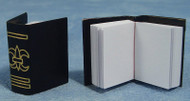 Two Thick Black Books