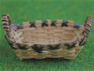 Shallow Oval Basket