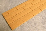 5 MDF Wood Roof Tiles
