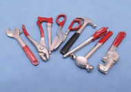 Set of Dolls House Tools