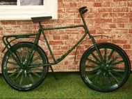Green Metal Bicycle / Bike