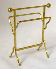 Gold Towel Rail