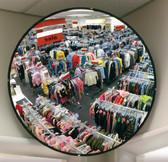 Bullseye Protection Interior Convex Mirrors