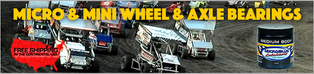 Every Bearing For Mini/Micro Sprints