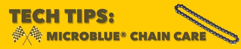 MicroBlue Chain Care