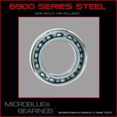 6908 Steel Ball Bearing