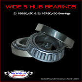 Wide 5 Hub Bearings