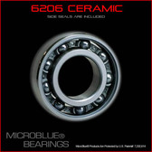 6206 Ceramic Ball Bearing