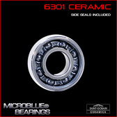 6301 Ceramic Ball Bearing