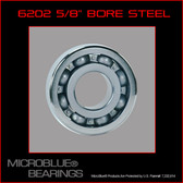 "6202 5/8"" STEEL BALL BEARING"