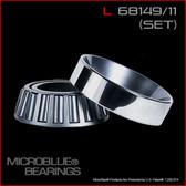 L 68149/L 68111 TAPERED BEARING SET