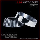 LM 48548/LM 48510 TAPERED BEARING SET