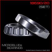 18690/18620 TAPERED BEARING SET
