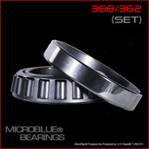368A / 362A TAPERED BEARING SET