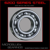 "6204 .750"" Bore Steel Bearing"