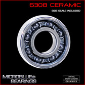 6308 Ceramic Ball Bearing