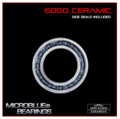 6000 Ceramic Ball Bearing