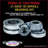 "Ford 9"" Daytona Pinion Bearing Kit (1.625"" Spool)"
