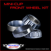 Mini-Cup Front Wheel Kit (NC Chassis)