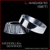 L 44649/L 44610 TAPERED BEARING SET