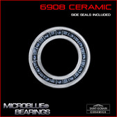 6908 Ceramic Ball Bearing