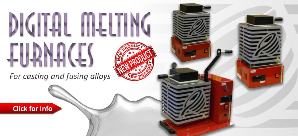 Digital Melting Furnaces