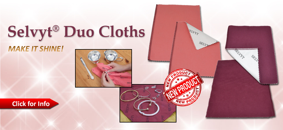 Selvyt Duo Cloths