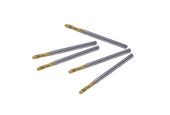 Premium Gold Cobalt Drill, Package of 10, Size 60, Item No. 28.960