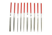 Diamond Needle File, 10-piece Set, Item No. 33.950