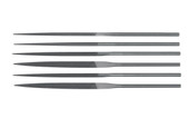 Teborg 6-pce Needle File Set, Fine, Item No. 33.907