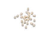 """Miniature Pointed Felt Cones 1/4"""" x 1/2"""", Item No. 17.272"""