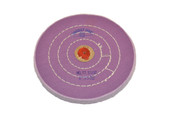 "Berry Muslin Buff, 5"" x 50 Ply, Item No. 17.532"
