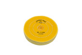 "Yellow Chemkote Buff, 5"" x 60 Ply, Shellac Center, Item No. 17.542"