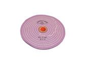 "Berry Muslin Buff, 6"", Razor Edge, Item No. 17.567"