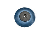 "3M 3-Radial Bristle Discs, 6"" Diameter, 400 Grit, Blue, Item No. 10.3534"
