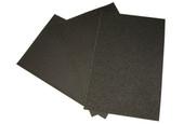 "Grobet USA Emery Paper, 9"" x 13-3/4"", P1200 Grit, Item No. 11.368"