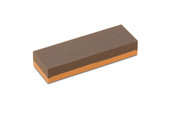 "India Bench Stone, 6"" x 2"" x 1"", Combination Fine and Medium, Item No. 10.451"