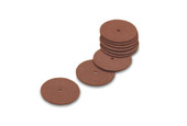 "Cut-Off Wheels, 1-1/4"" .033"", Aluminum Oxide, Item No. 10.539"