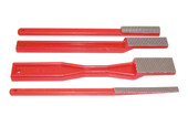 3M Flexible Diamond Hand File, 200 Grit, Item No. 10.39102