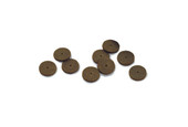 "Brightboy Miniature Wheels, 5/8"" x 1/4"", 1/16"" Arbor Hole, Item No. 10.672"
