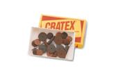 Cratex Assortment, 26 Pieces, Item No. 10.750