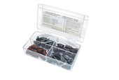 Cratex Assortment, 44 Pieces, Item No. 10.751