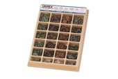 Cratex Assortment, 796 Pieces, Item No. 10.755