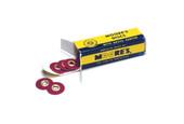 """Moore's Sanding Discs, 1/2"""" Diameter, Item No. 10.01077/B"""