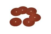 """Adalox Sanding Discs, 7/8"""" Diameter, Medium Grit, Aluminum Oxide, Pin Hole Center, Item No. 10.01104"""