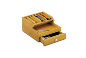 Wooden Rack for Pliers Holder with Drawer, Item No. 13.376